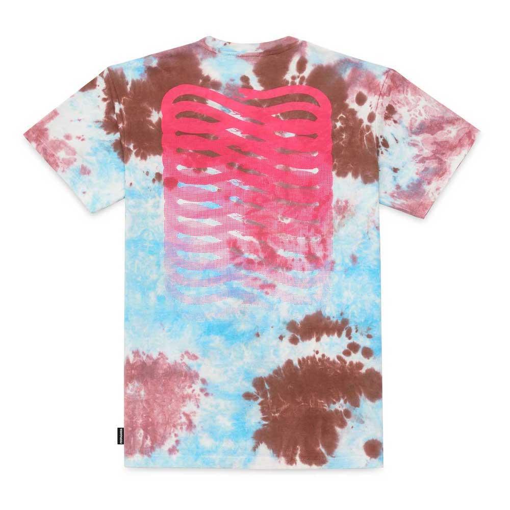 PROPAGANDA Tee Ribs Tie Dye Pink
