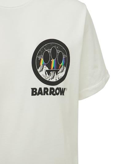 BARROW Tee Creature of Space White