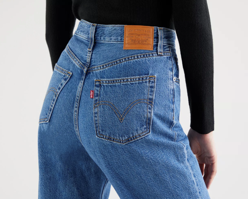 Jeans donna LEVI'S HIGH LOOSE TAPER