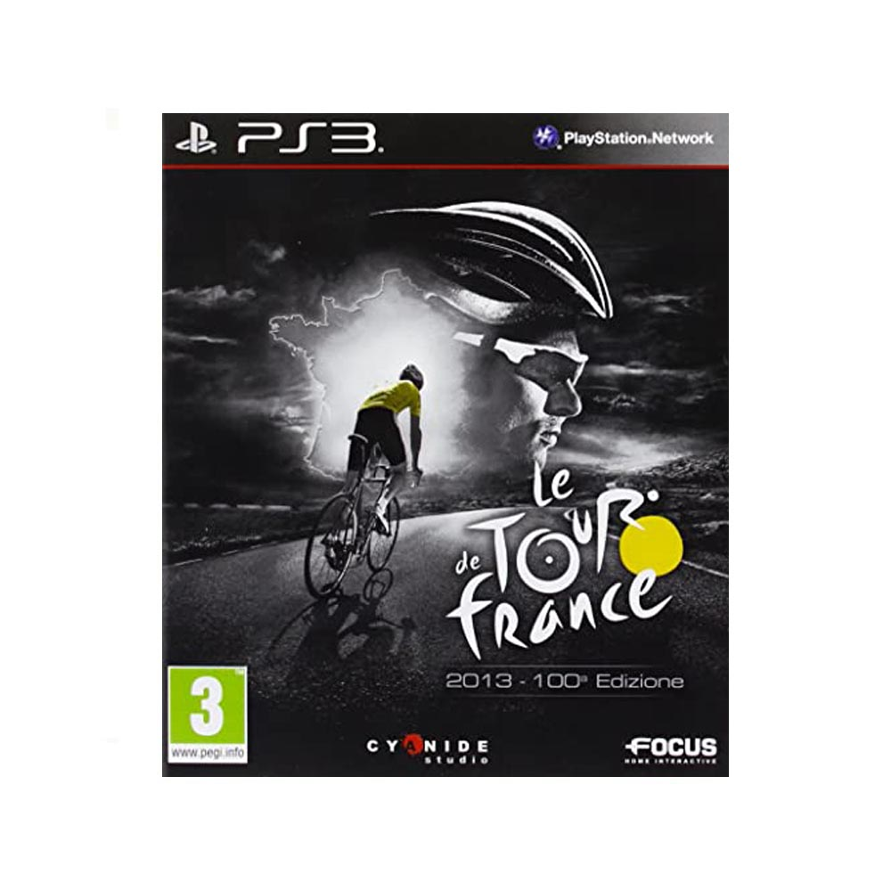 Le Tour De France 2013 - 100°edizione - usato - PS3