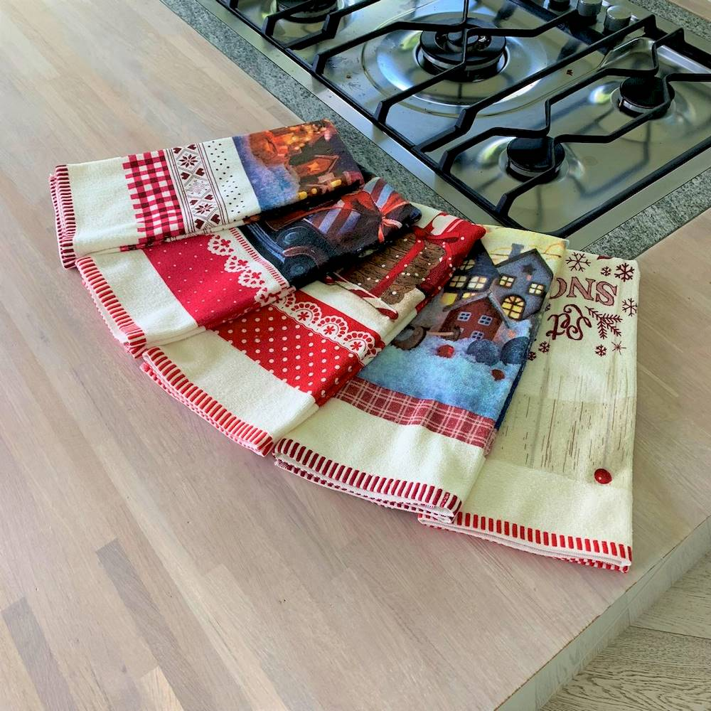 Canovacci cucina spugna Marzapane