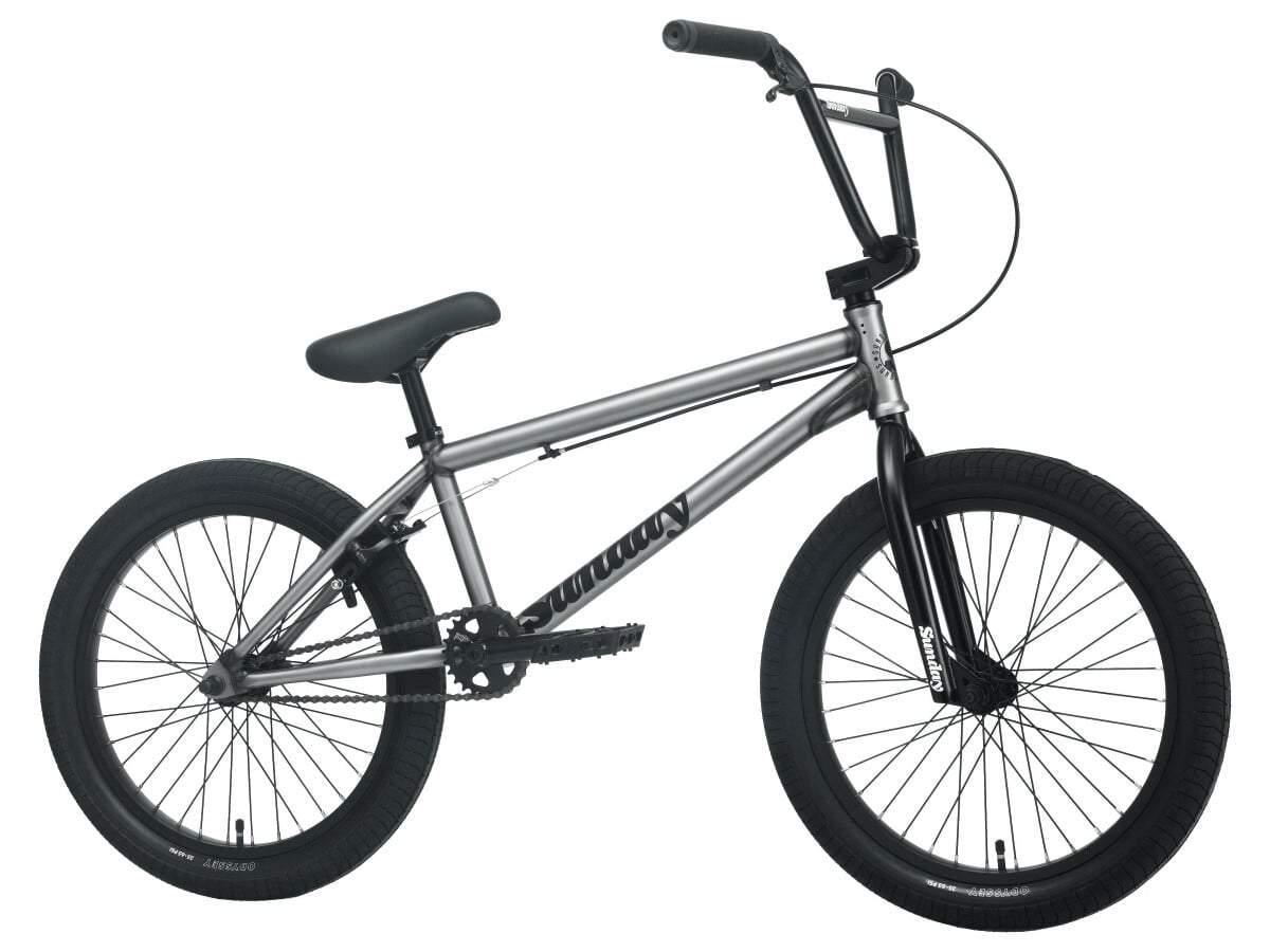 Sunday Scout XL 2022 Bici Bmx Completa   Raw