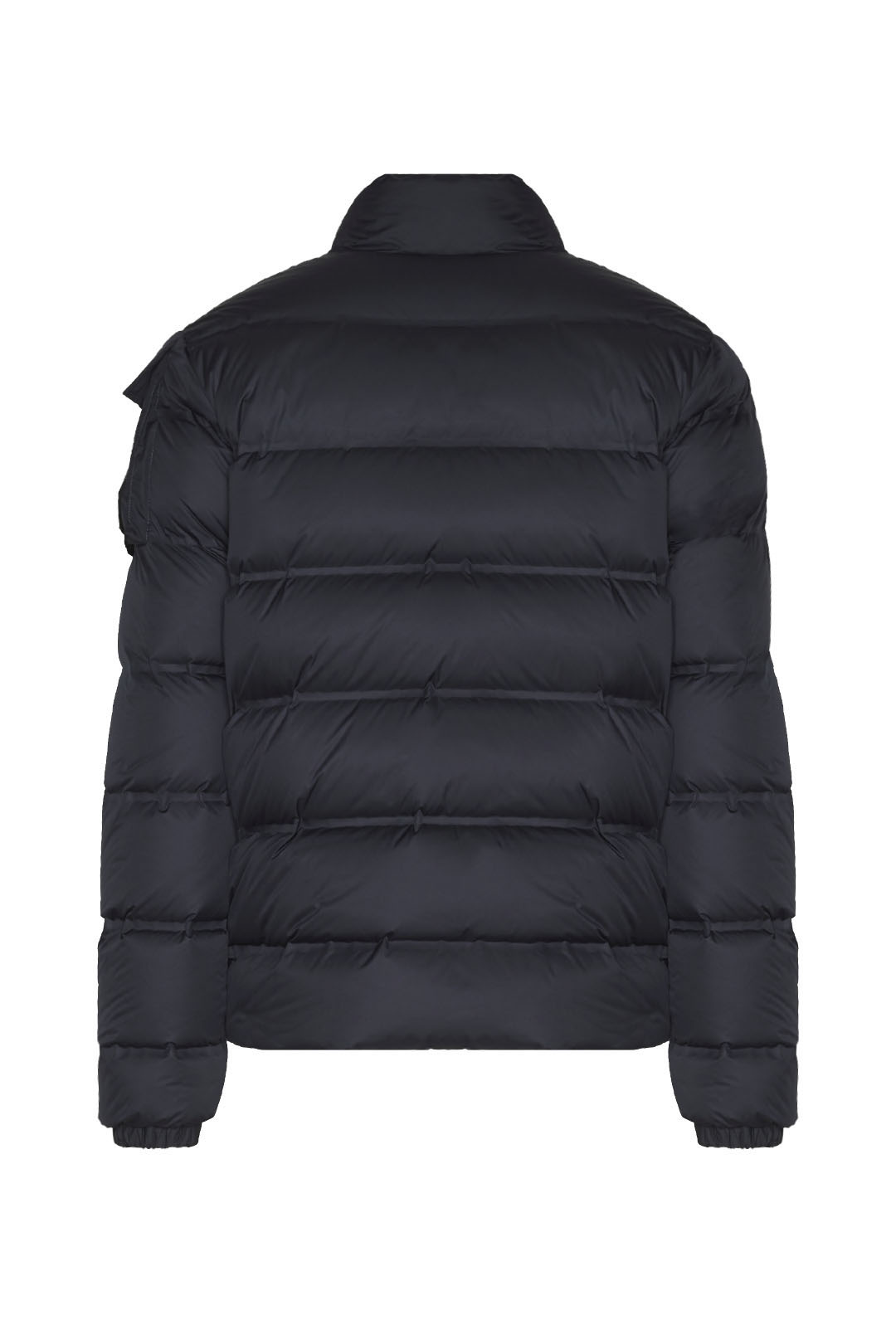 Quilted bomber jacket in real duck down  2