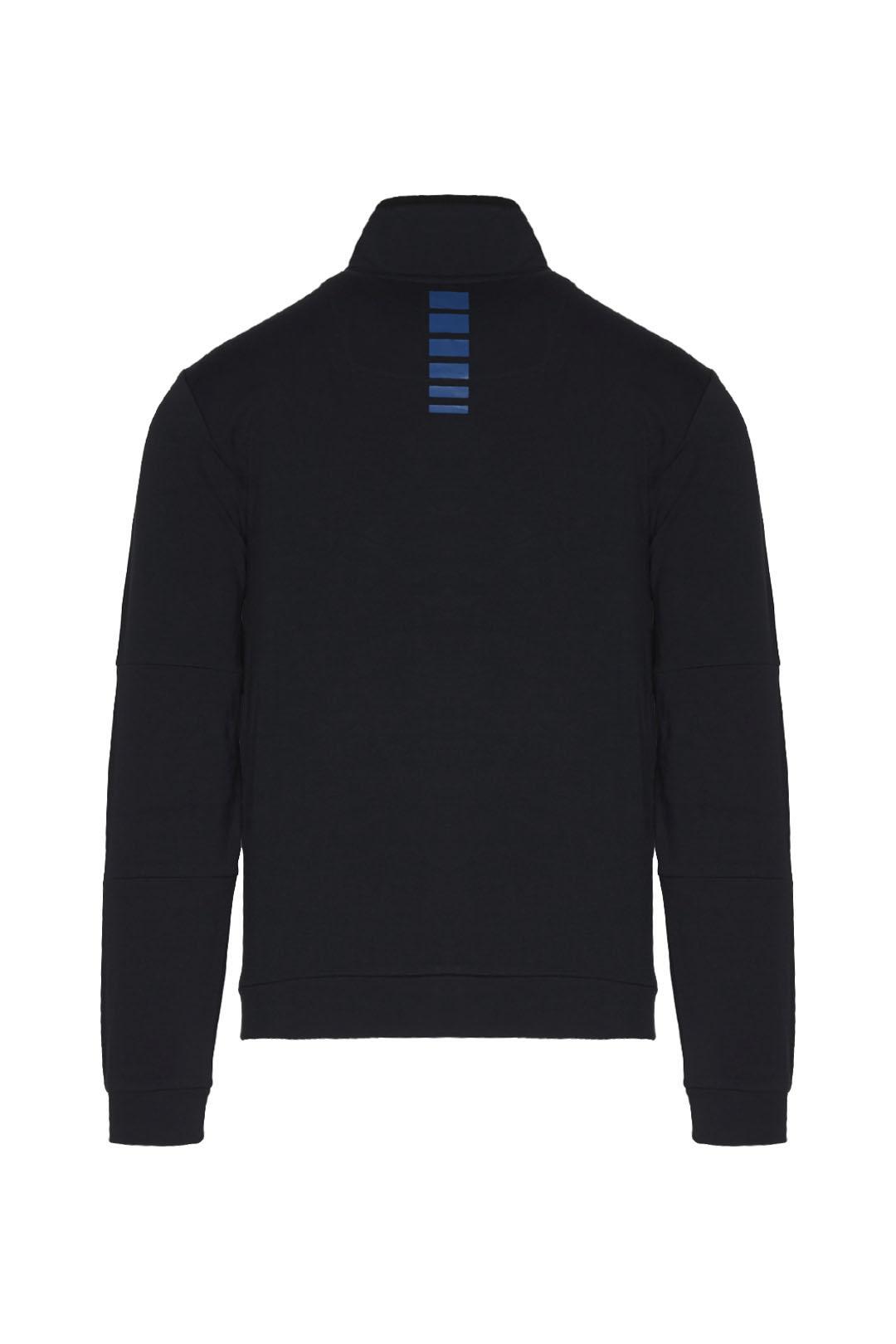 Stretch Active sweatshirt with pocket    2