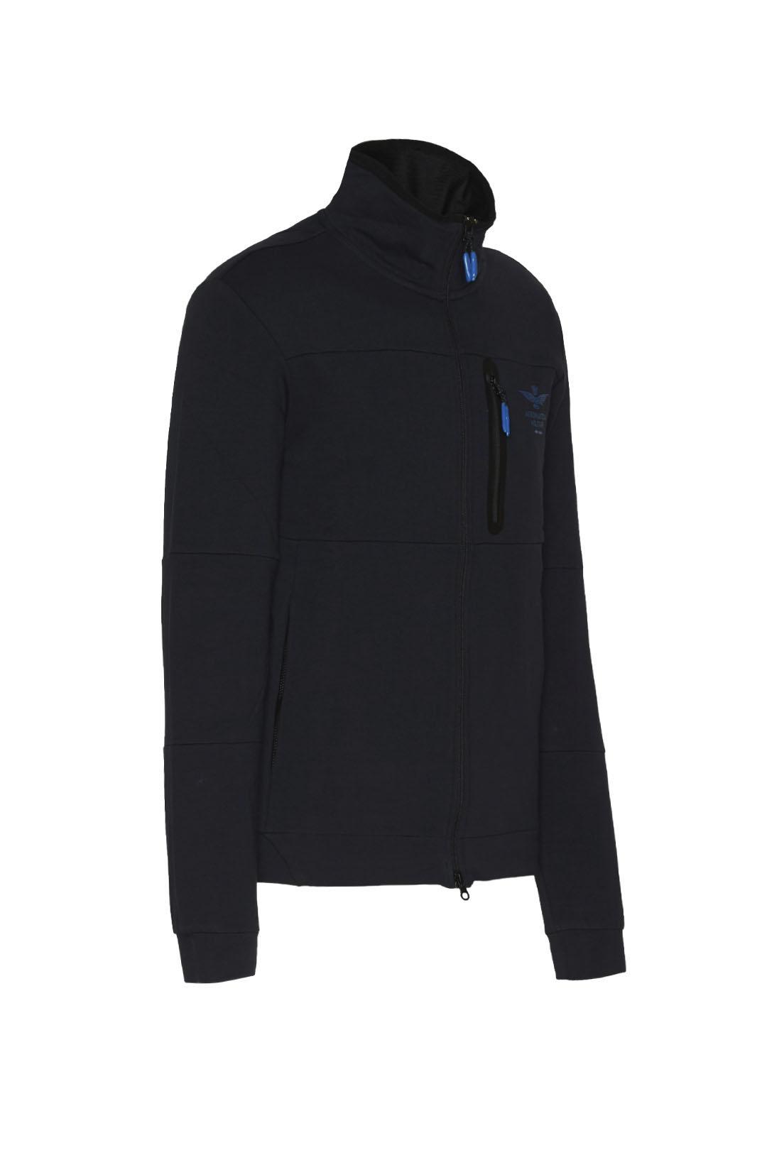 Stretch Active sweatshirt with pocket    3
