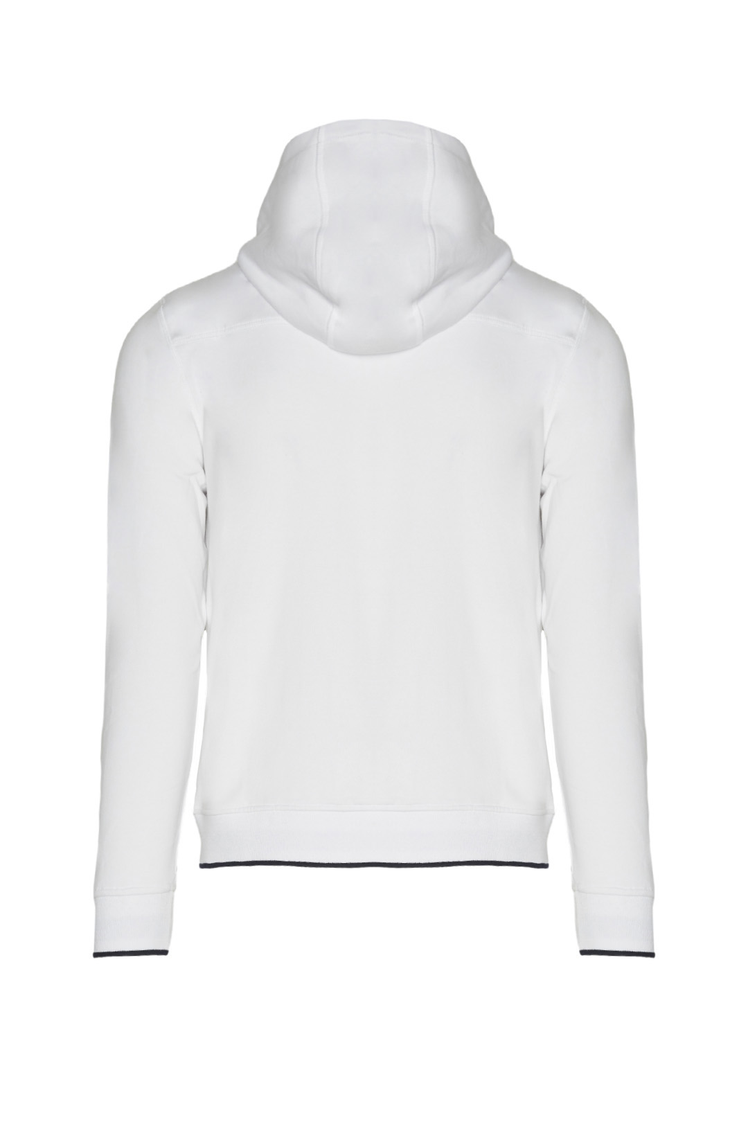 Iconic gauzed cotton AM hoodie           2