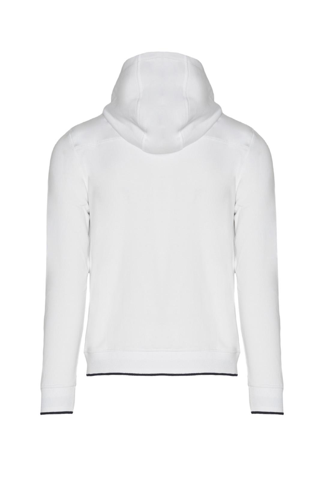 AM Sweatshirt mit Kapuze aus Baumwolle   2