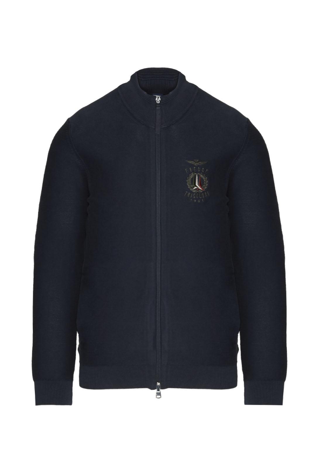 Suéter full-zip Frecce Tricolori