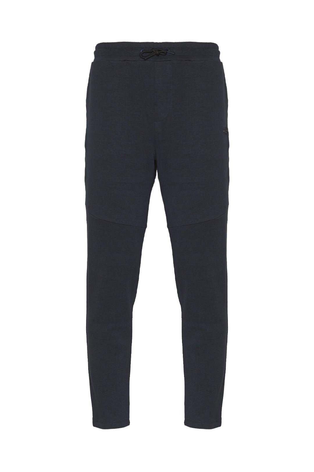 Basic interlock fleece trousers          1