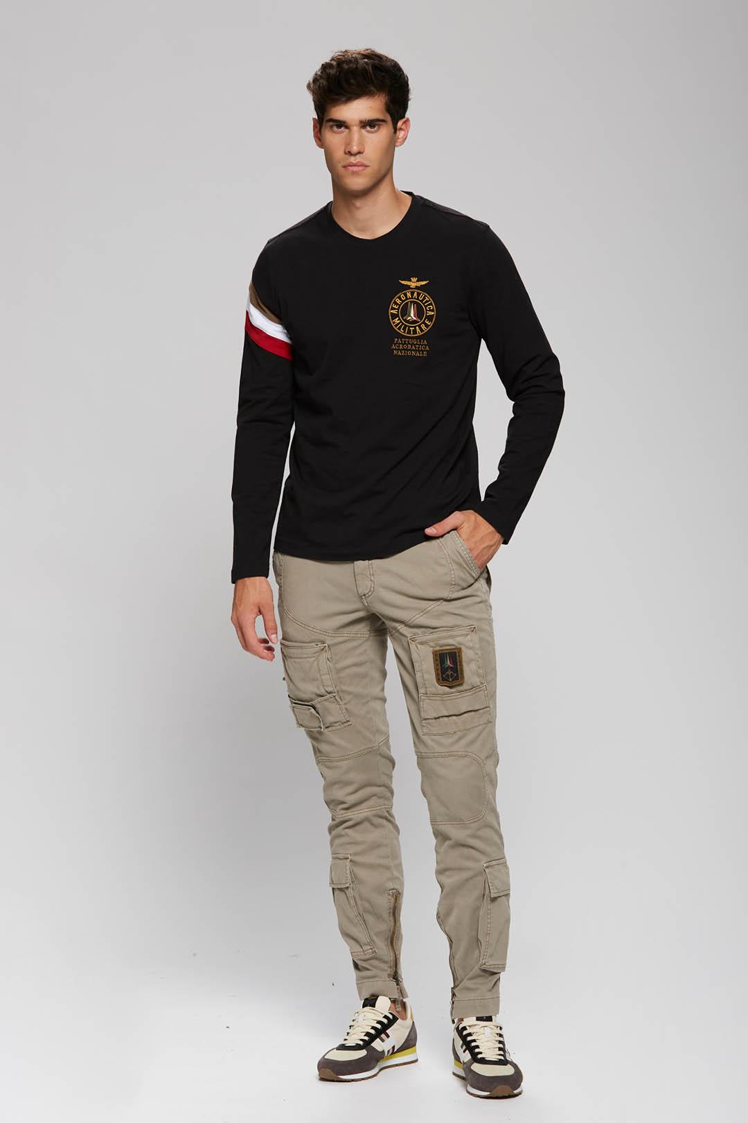 Frecce Tricolori T-shirt mit Einsatz     4