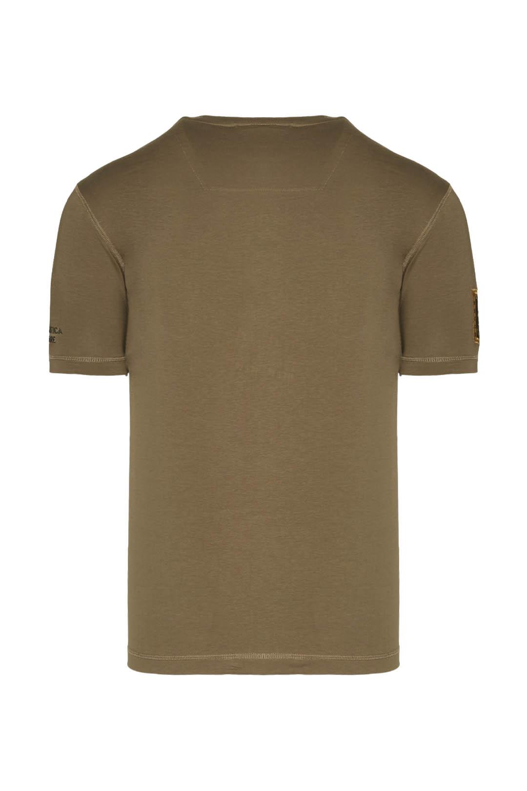 T-Shirt mit Frecce Tricolori Druck       2