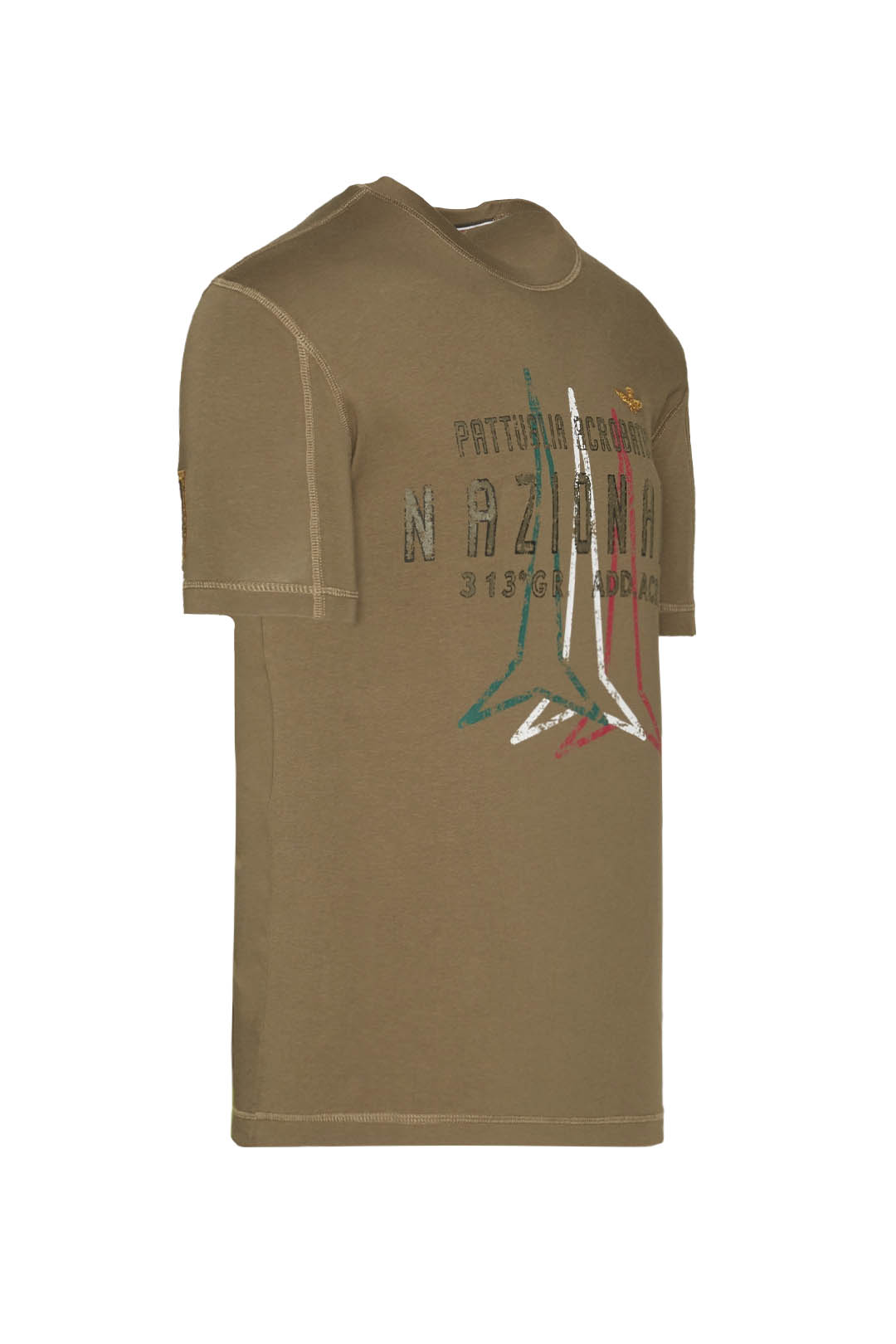 T-Shirt mit Frecce Tricolori Druck       3