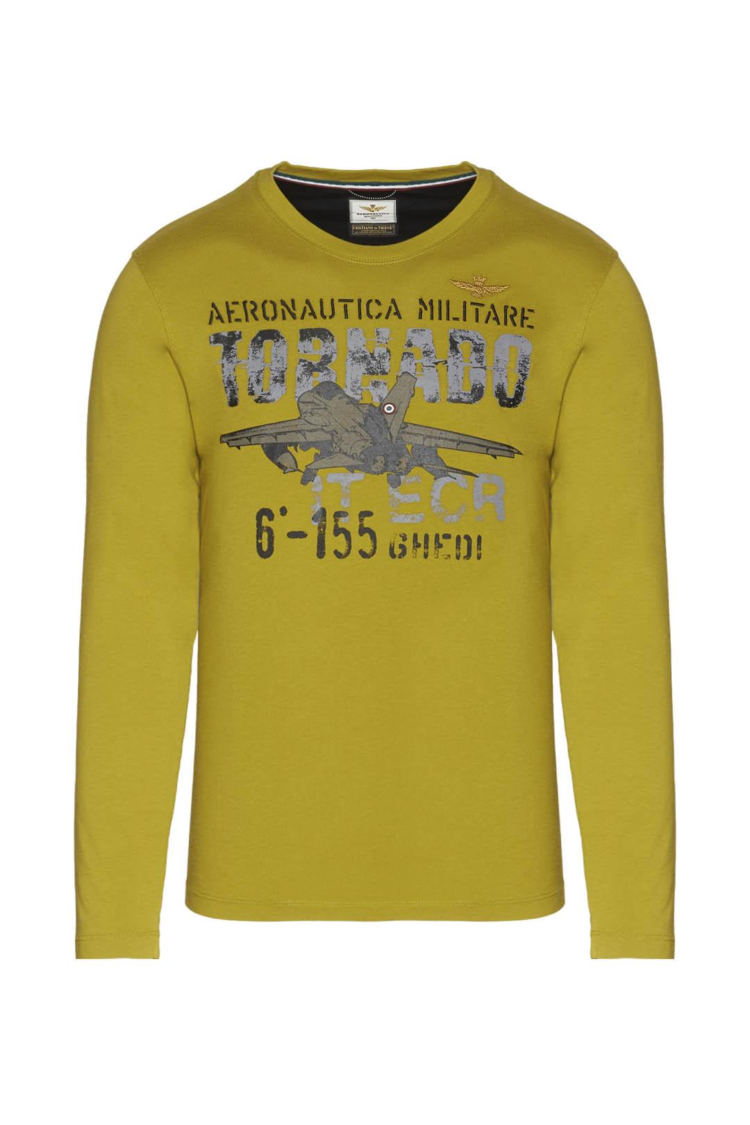 6th Wing Tornado printed t-shirt