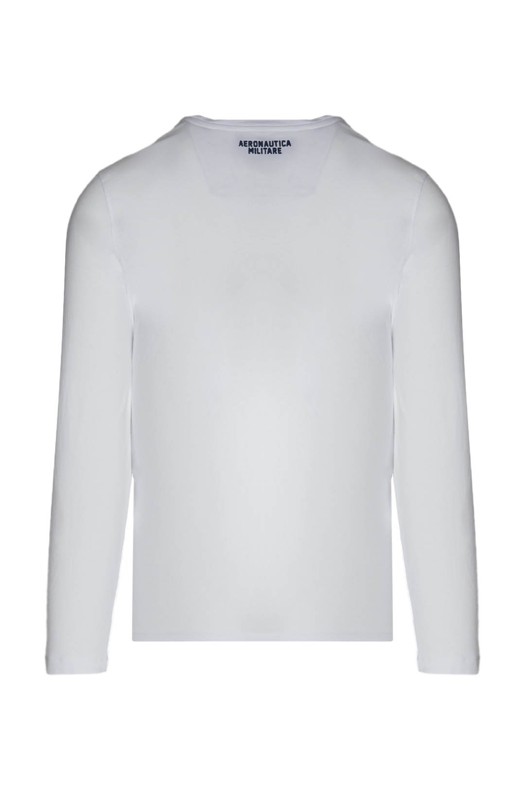 T-Shirt mit trikoloren Spuren            2