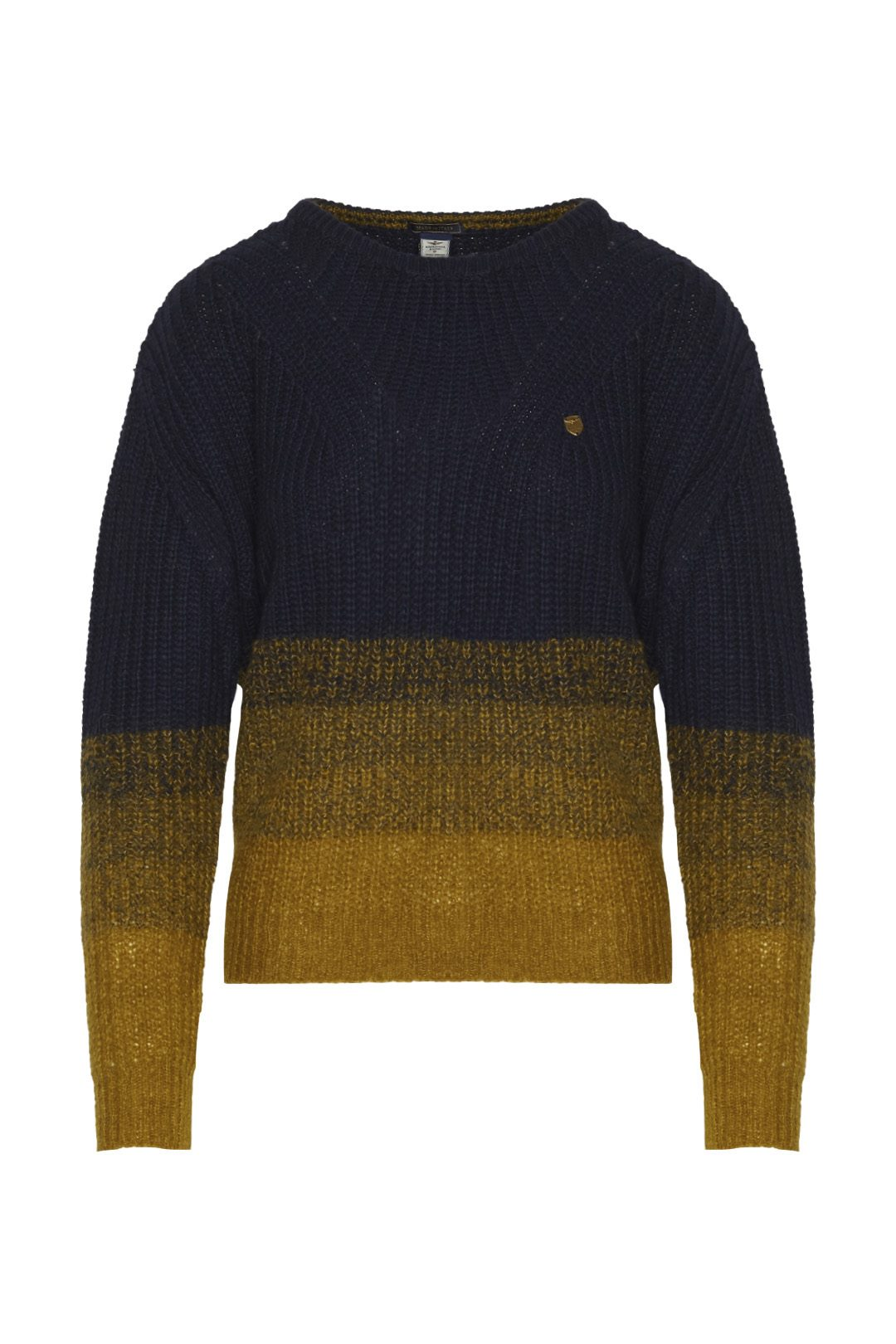 Cashmere and mohair sweater