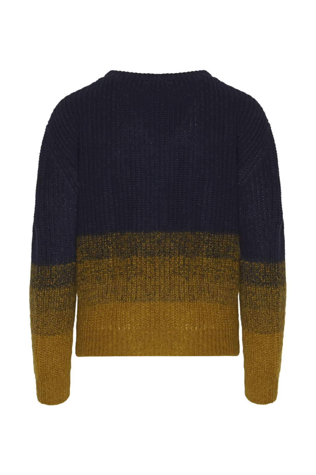 Cashmere and mohair sweater              2