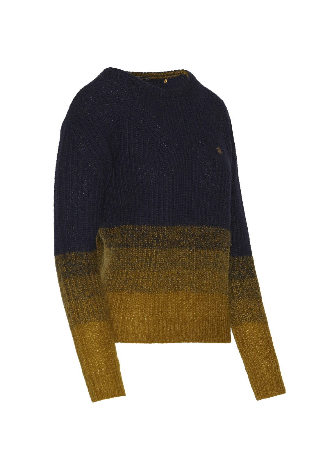 Cashmere and mohair sweater              3