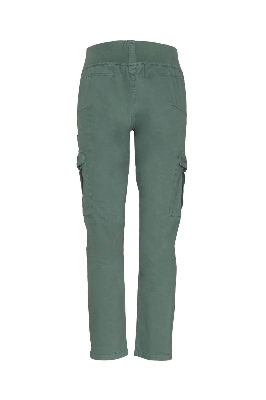 High waisted trousers with side pockets  2
