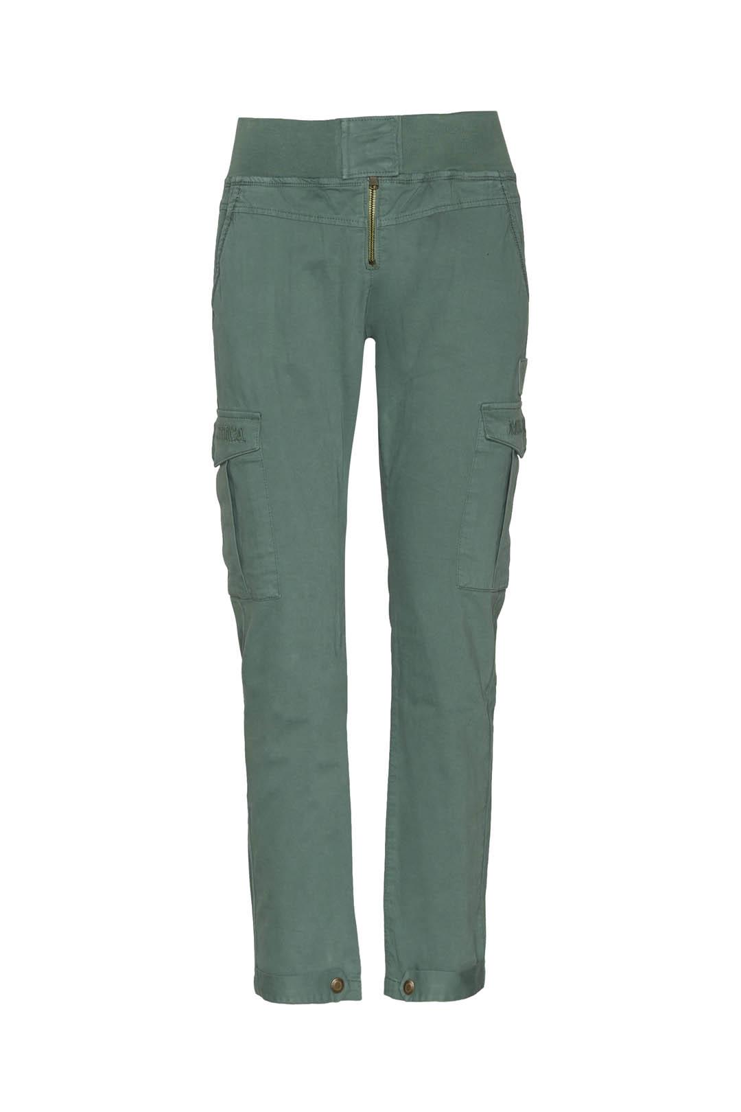 Pantalon avec bande sur la taille        1