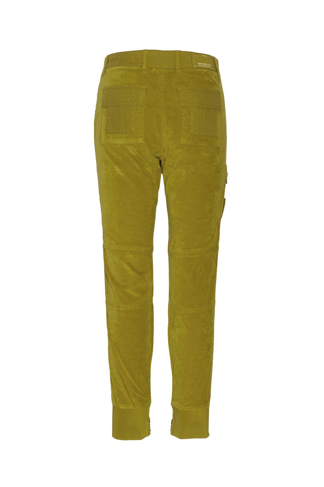 Pantalon Anti-G en velours et ripstop    2