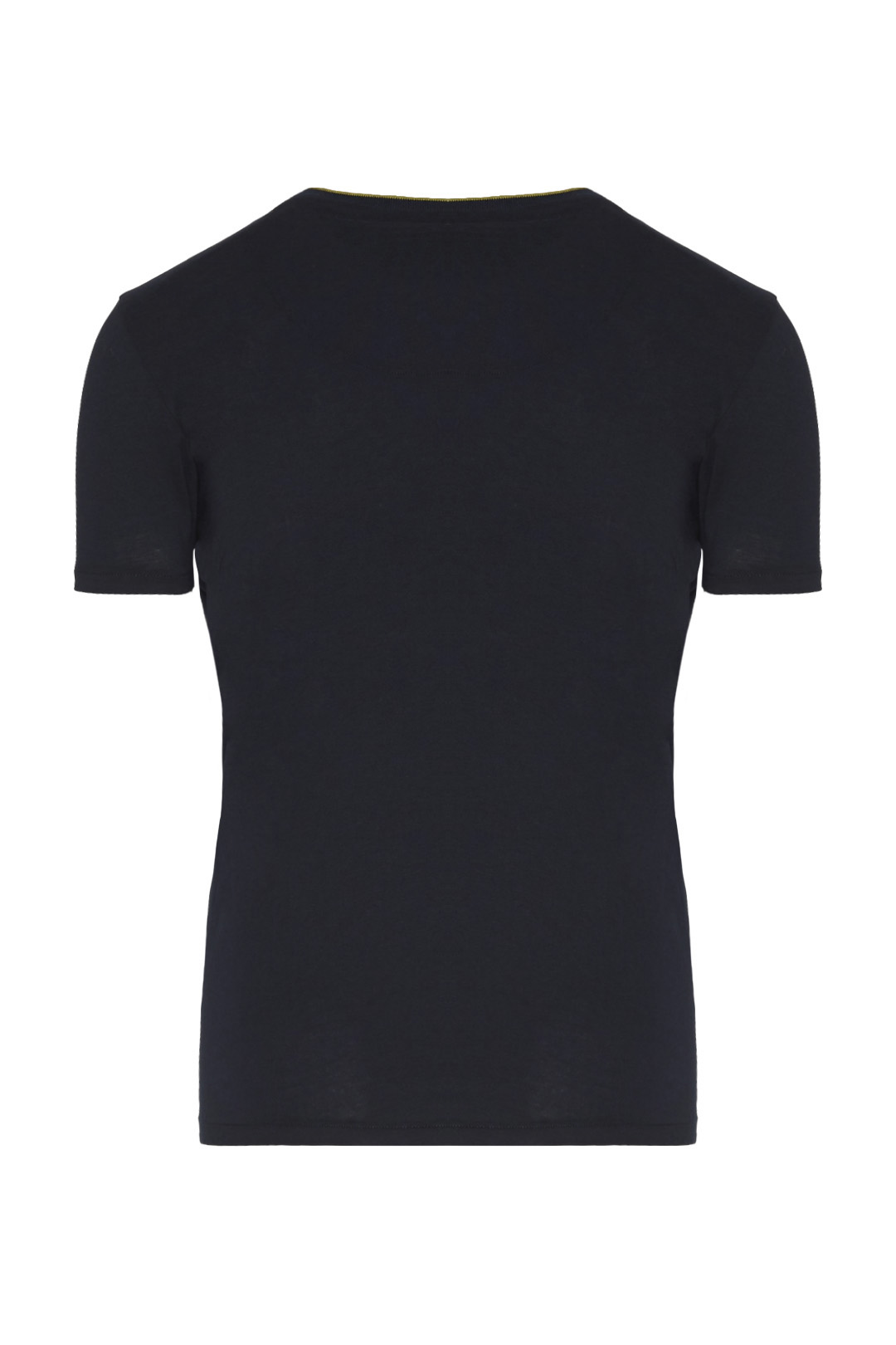 Short-sleeved printed cotton t-shirt     2