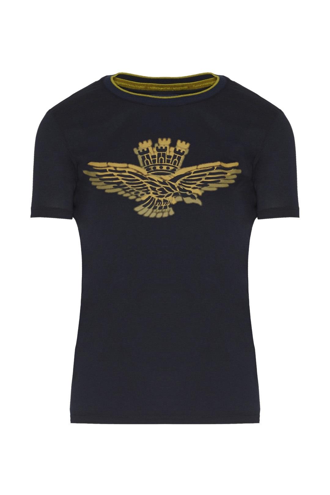 T-shirt à col rond avec imprimé          1