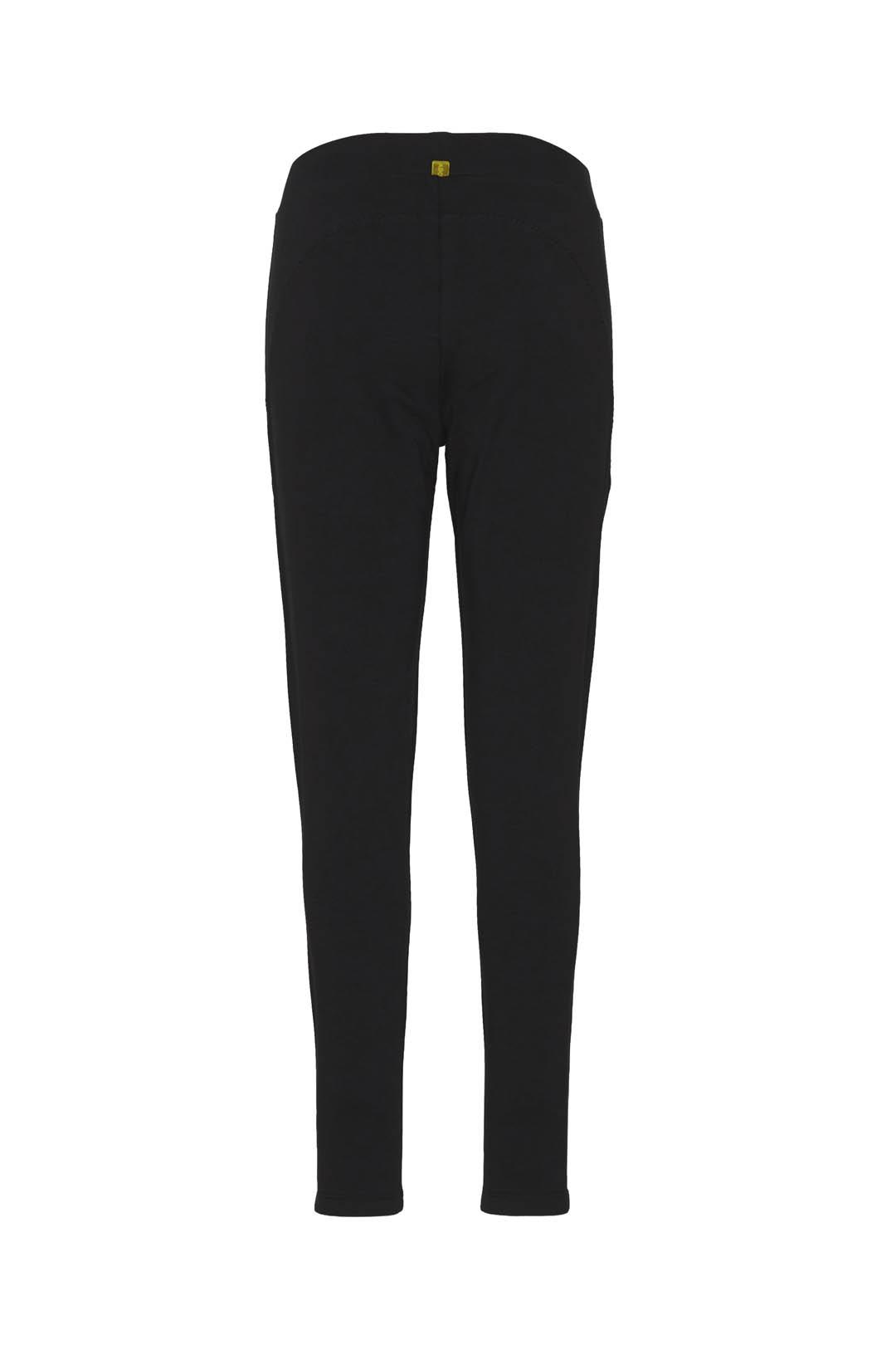 Pantalon en molleton stretch moulant     2