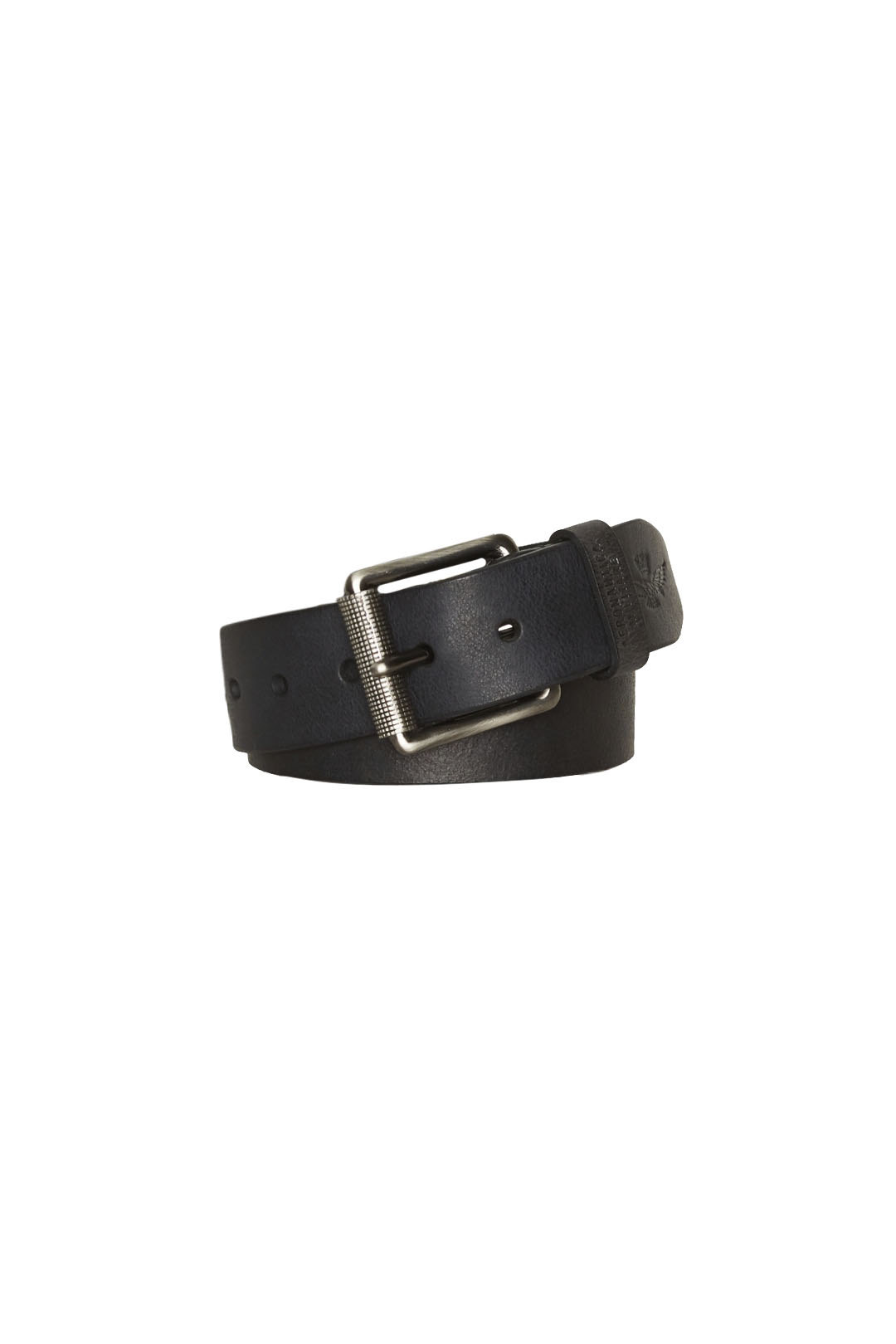 Real leather belt with engraved details  1
