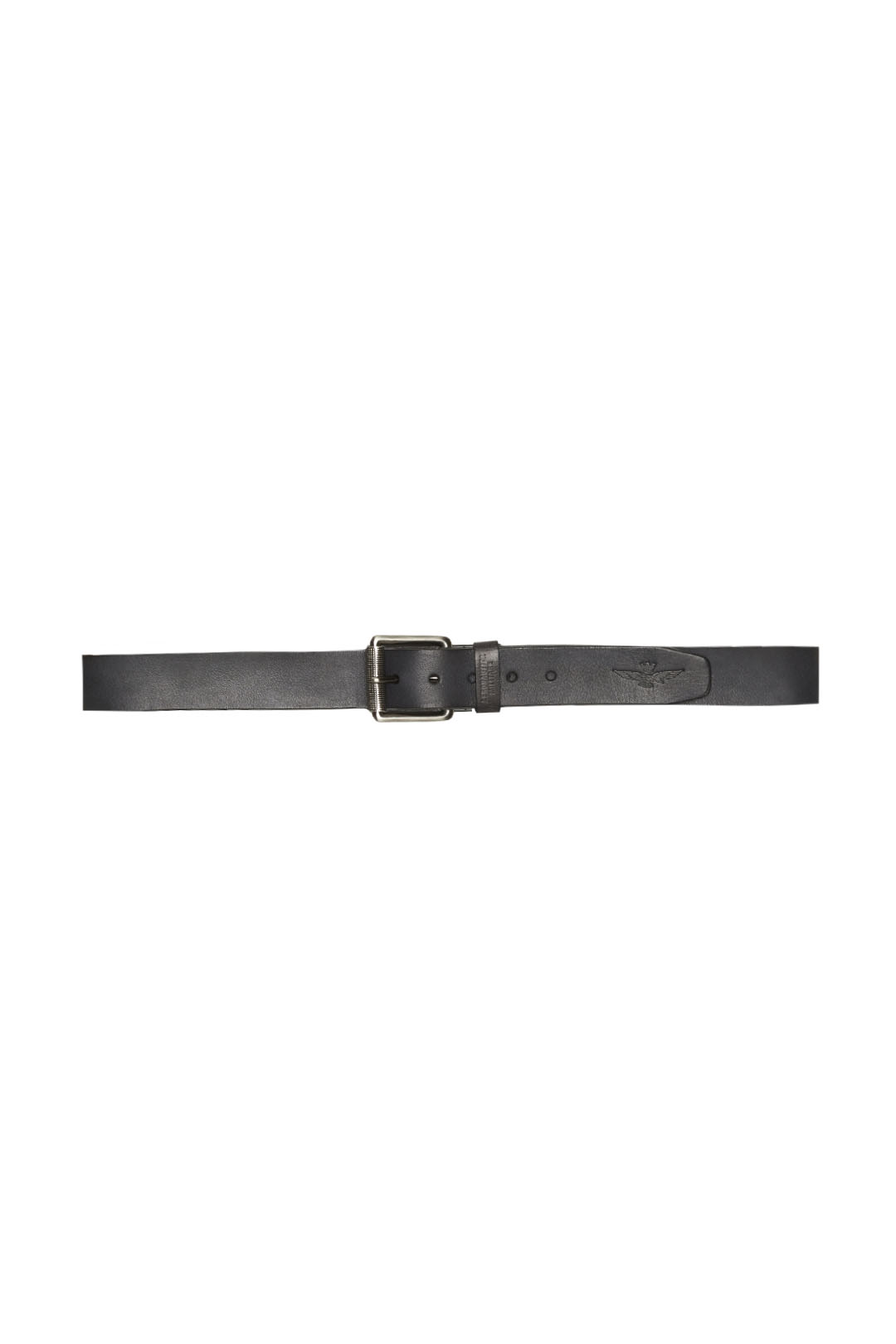 Real leather belt with engraved details  2