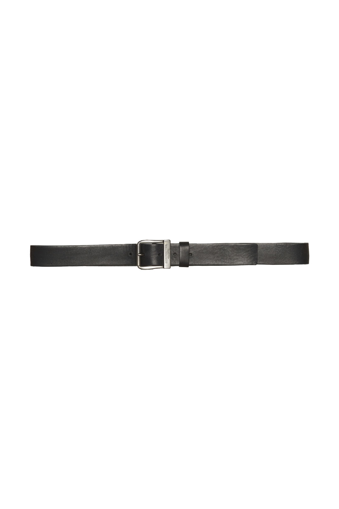 Real leather belt with engraved pin buce 2