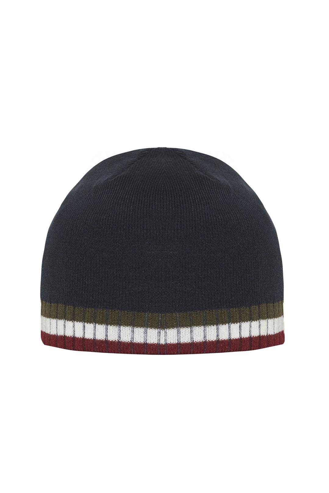 Mütze mit trikolorer Stickerei           3