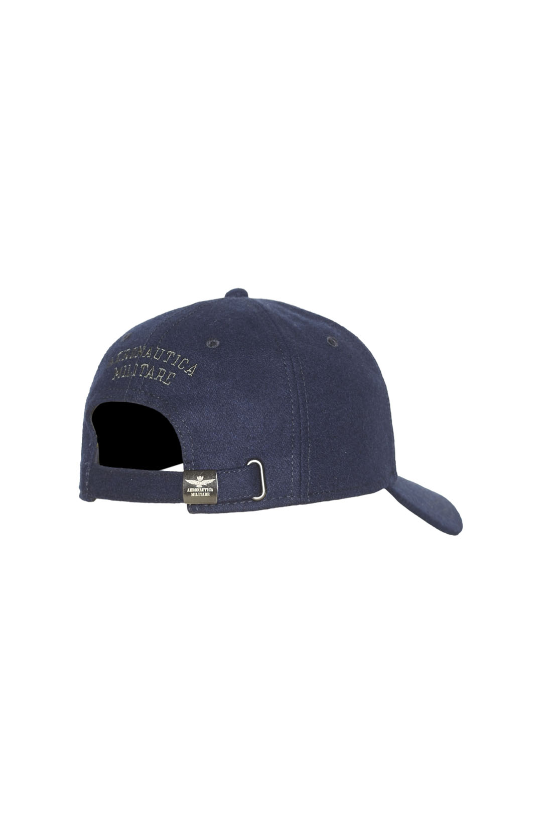 Wool blend embroidered baseball cap      3