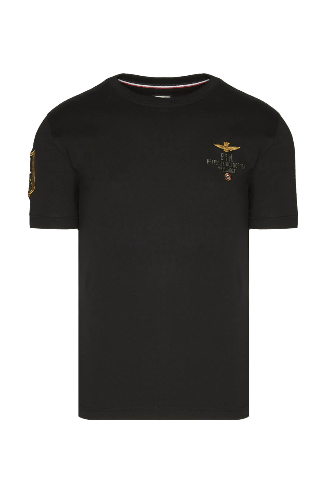 T-shirt mit Frecce Tricolori Druck