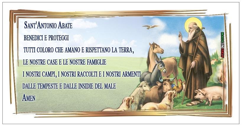 Calamita S. Antonio abate