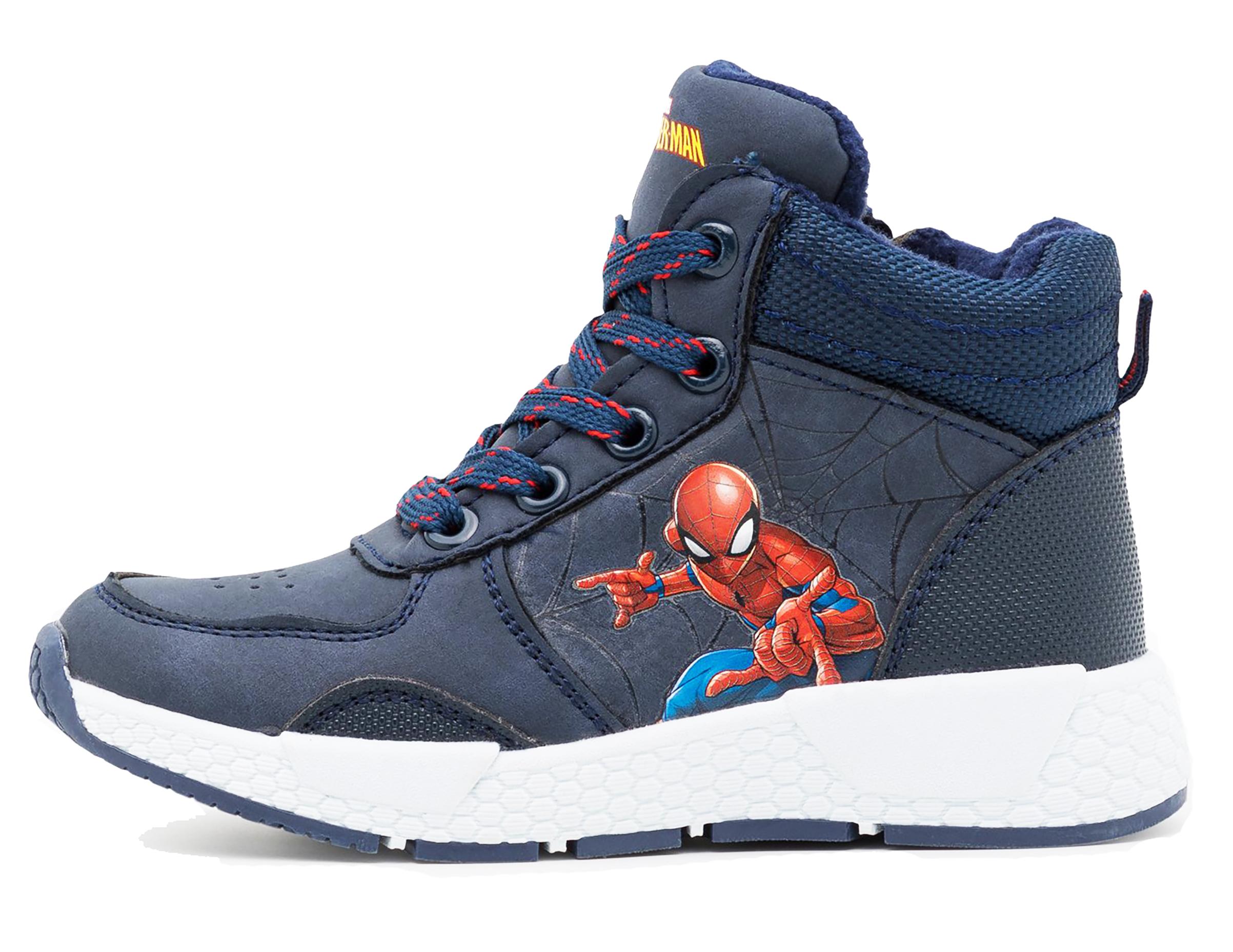 Scarpe Spiderman alte Autunno Inverno 2021 2022
