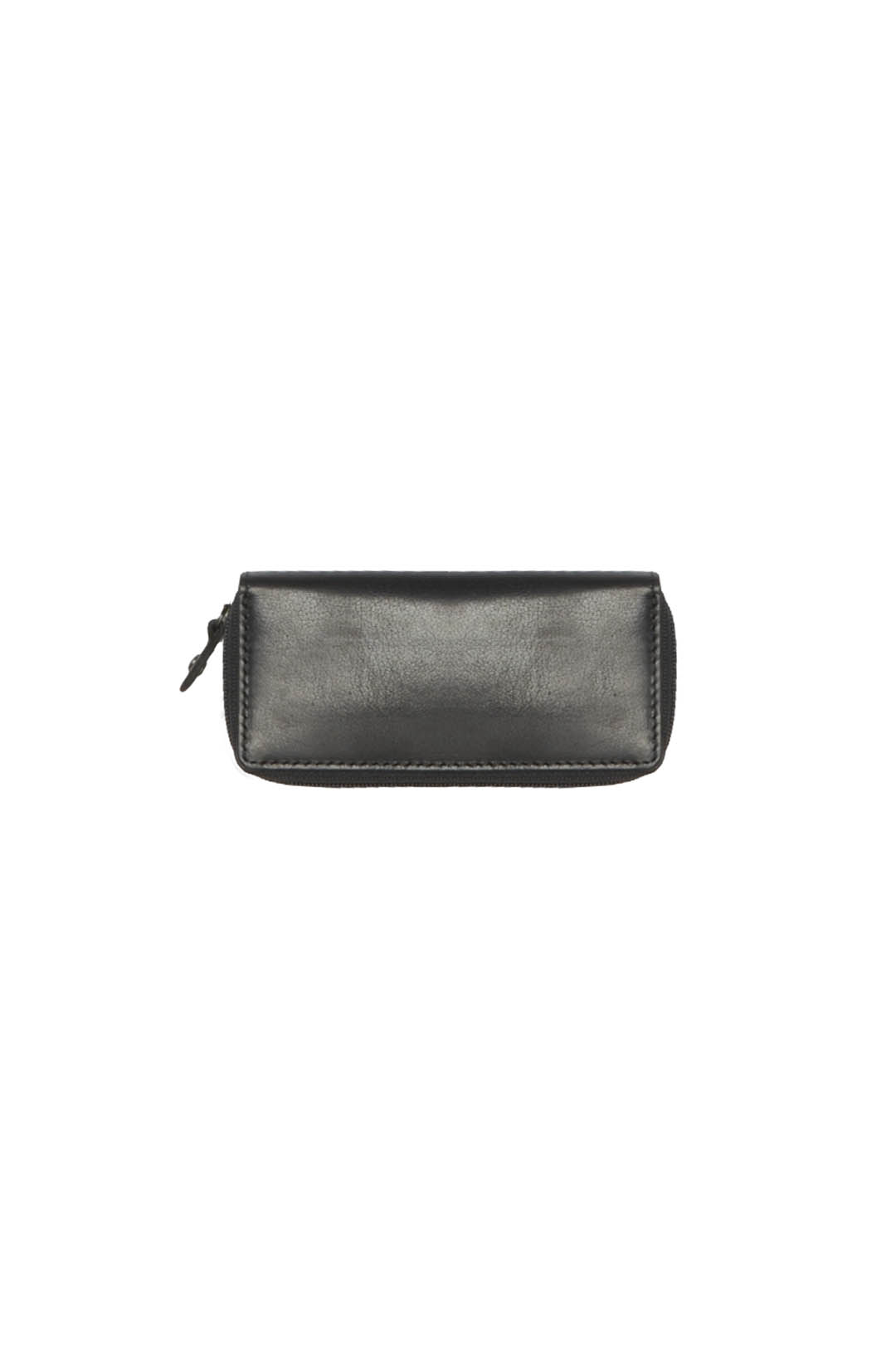 Zipped leather key pouch                 2