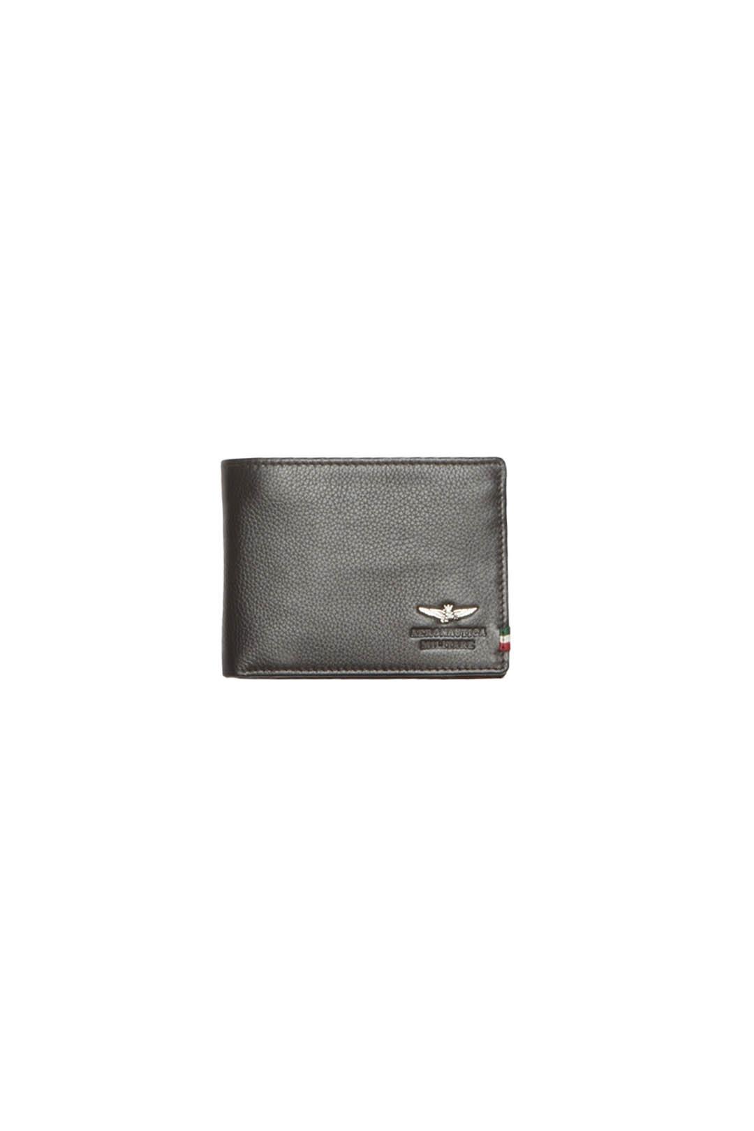 Leder Brieftasche mit Adler und Band     1