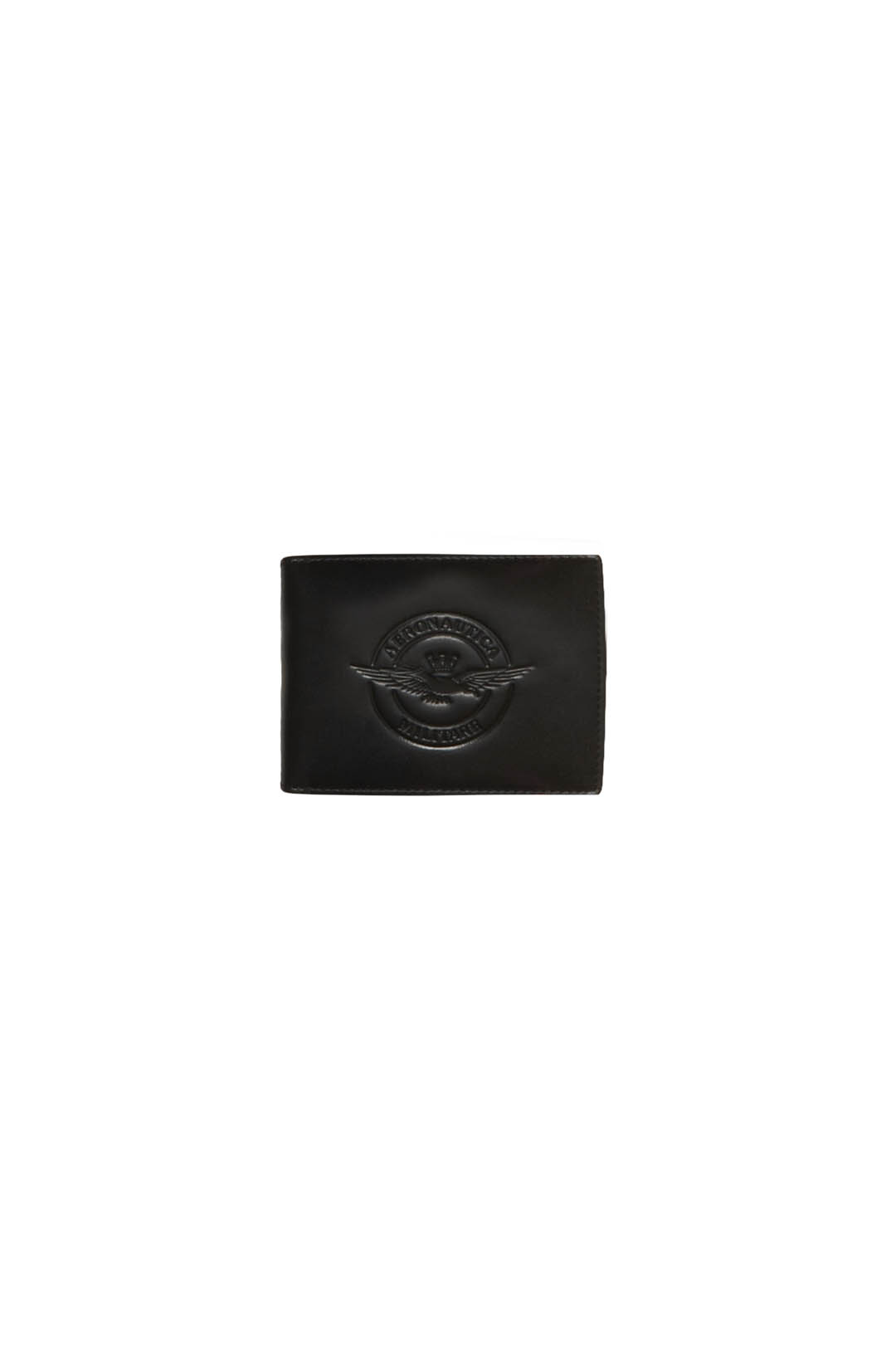 Leather wallet with card divider         1
