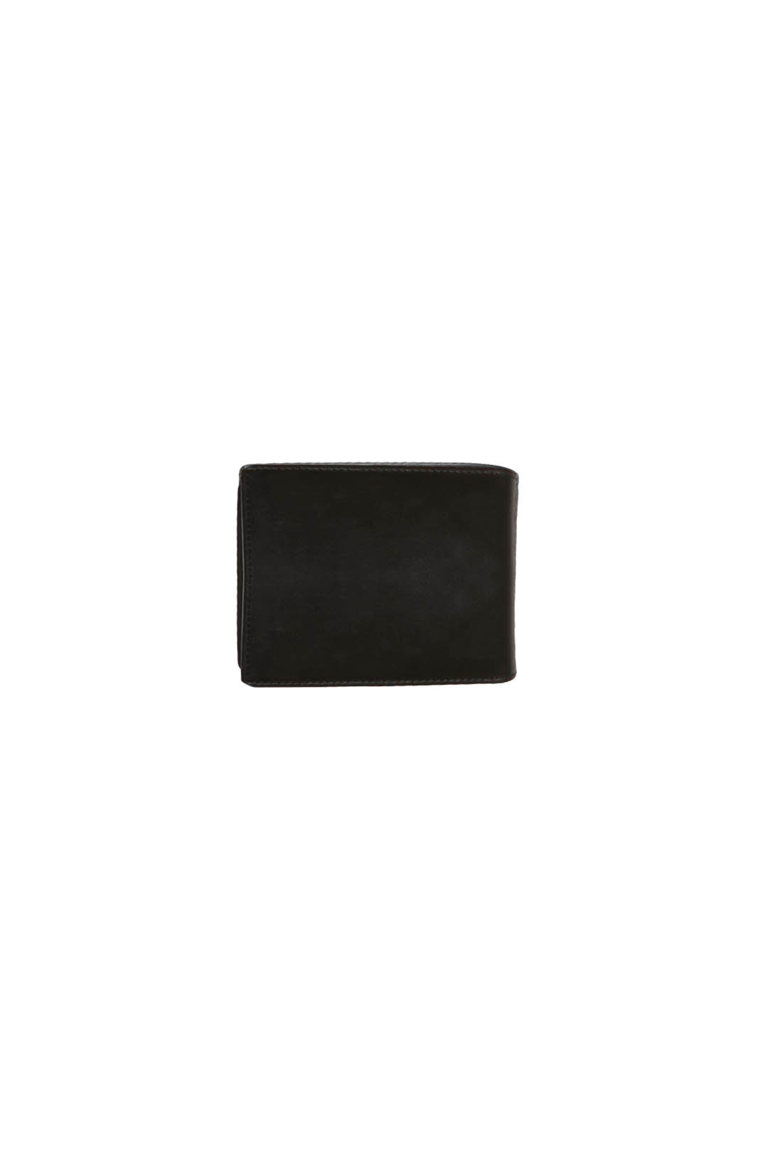 Leather wallet with card divider         2