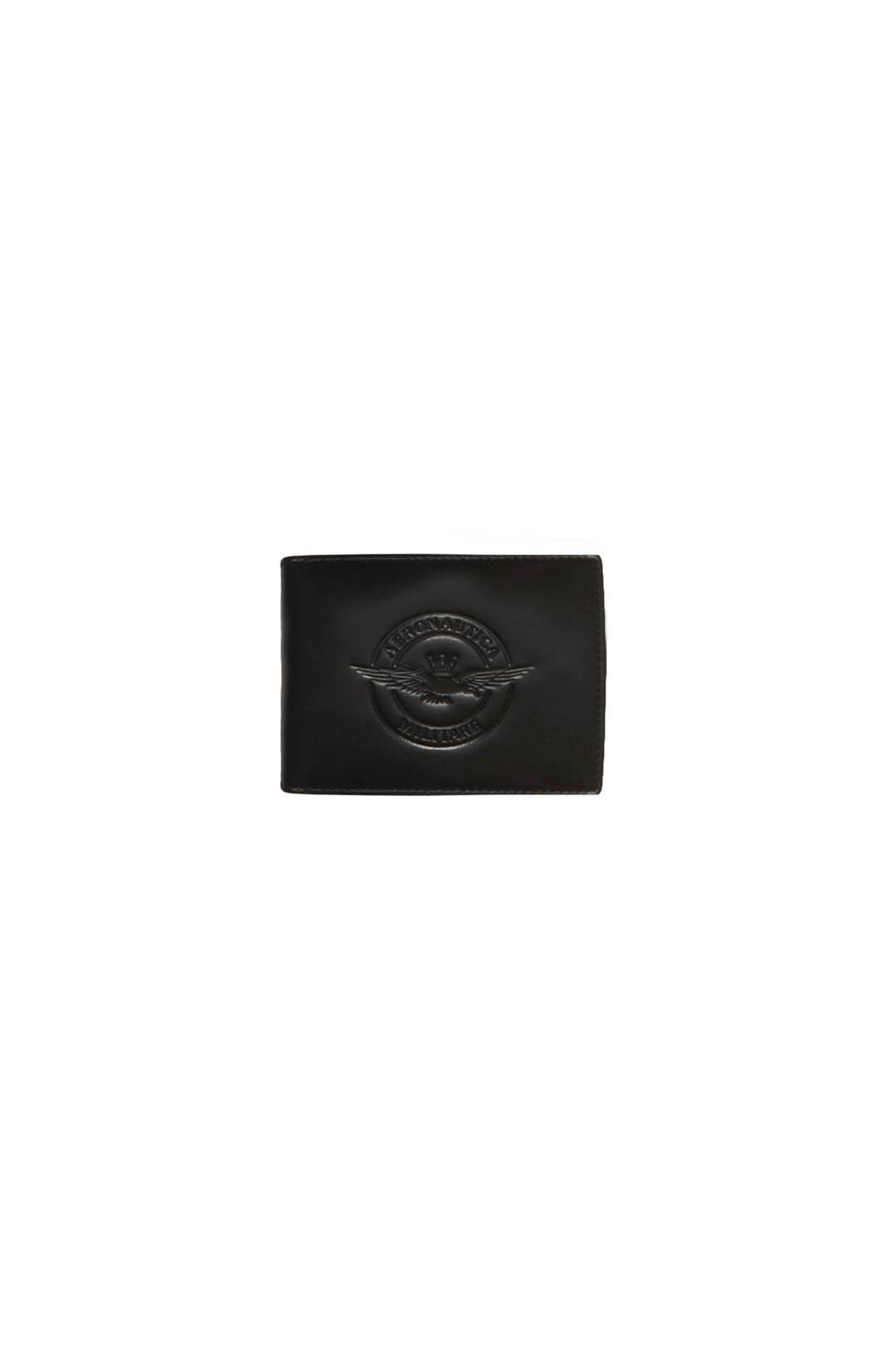 Portefeuille en cuir avec porte-cartes   1