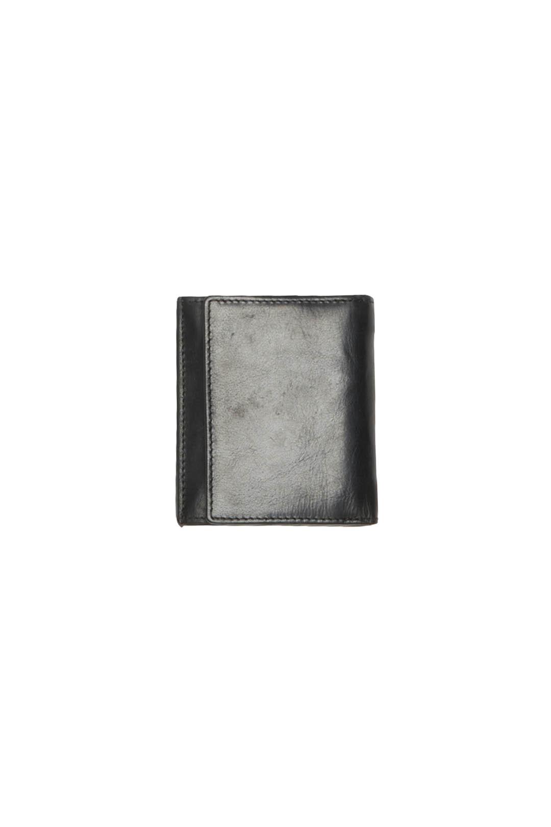 Portefeuille en cuir avec porte-monnaie  2