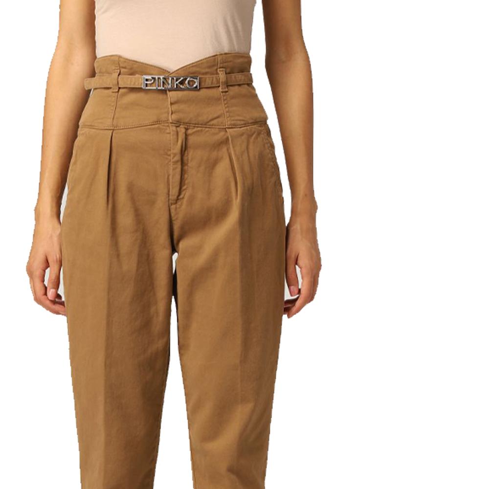 Pantalone a vita alta PINKO 1J10QT.Y78Y.L24 -A.1