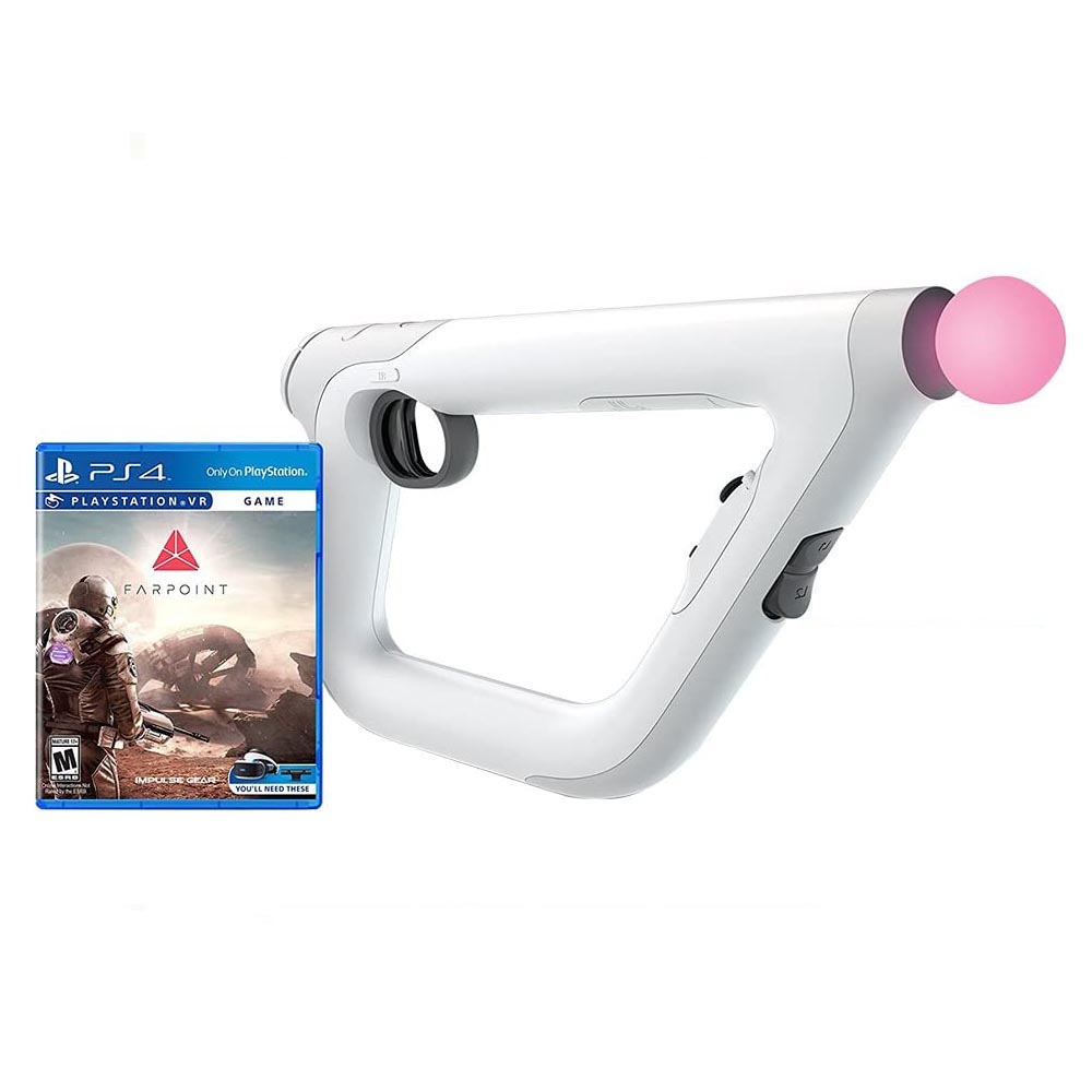 Farpoint + Fucile Playstation VR - (usato) - PS4
