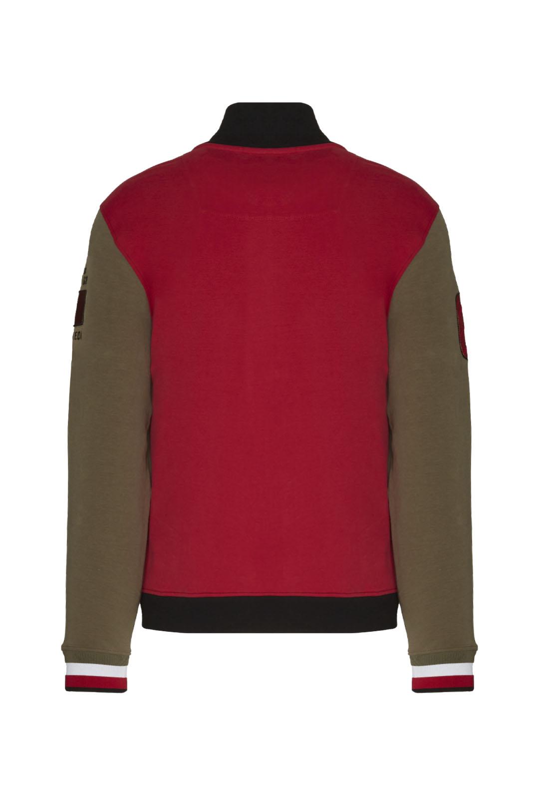 Sweatshirt 155° Gruppo Pantere Nere      2