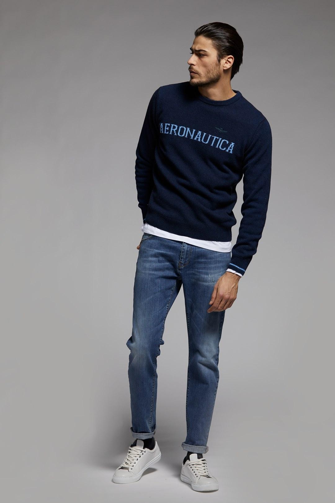 5-pockets denim trousers                 4