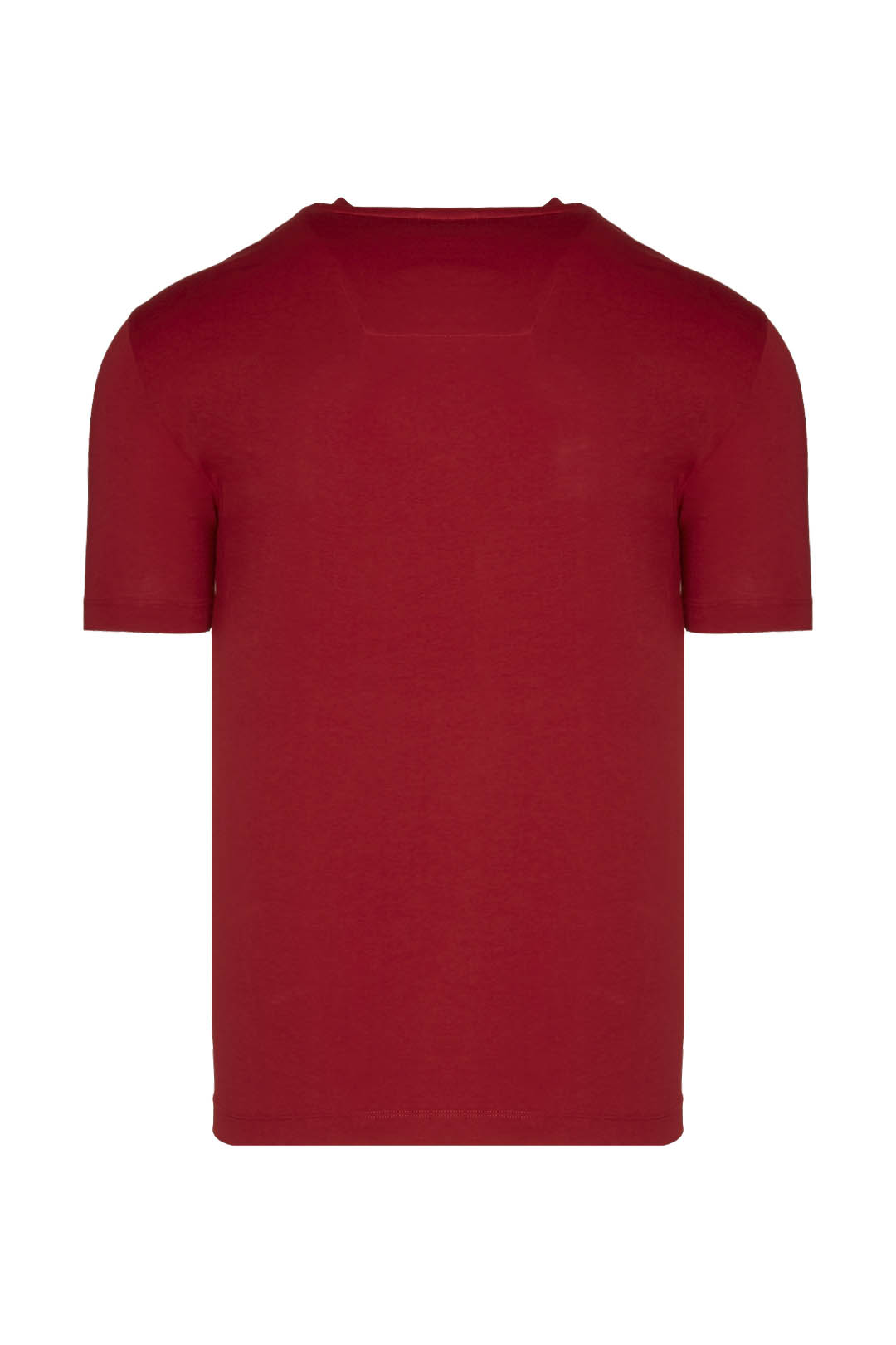 6th Wing Red Devil flock printed t-shirt 2