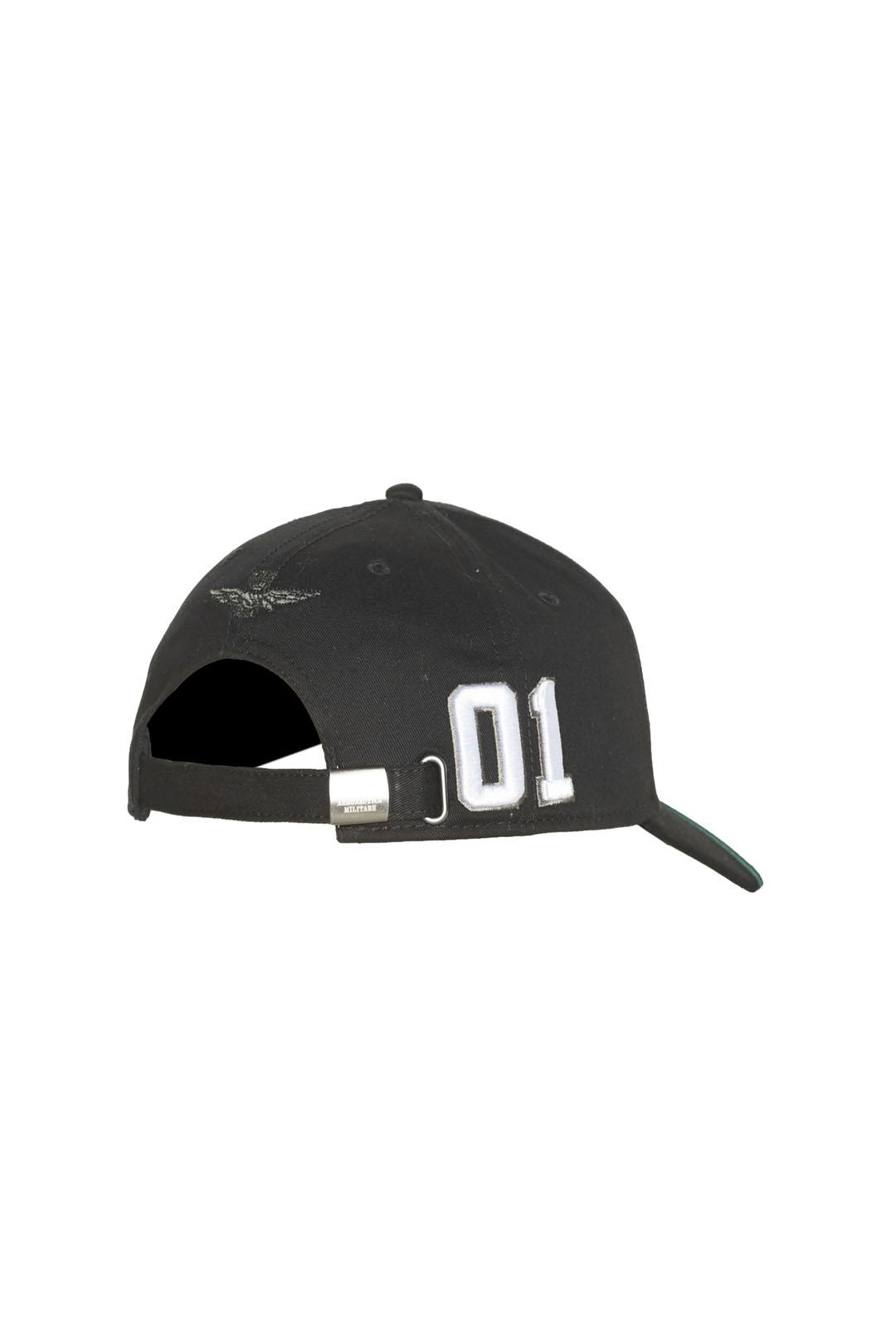 Verstellbarer Hut mit Stickereien        3