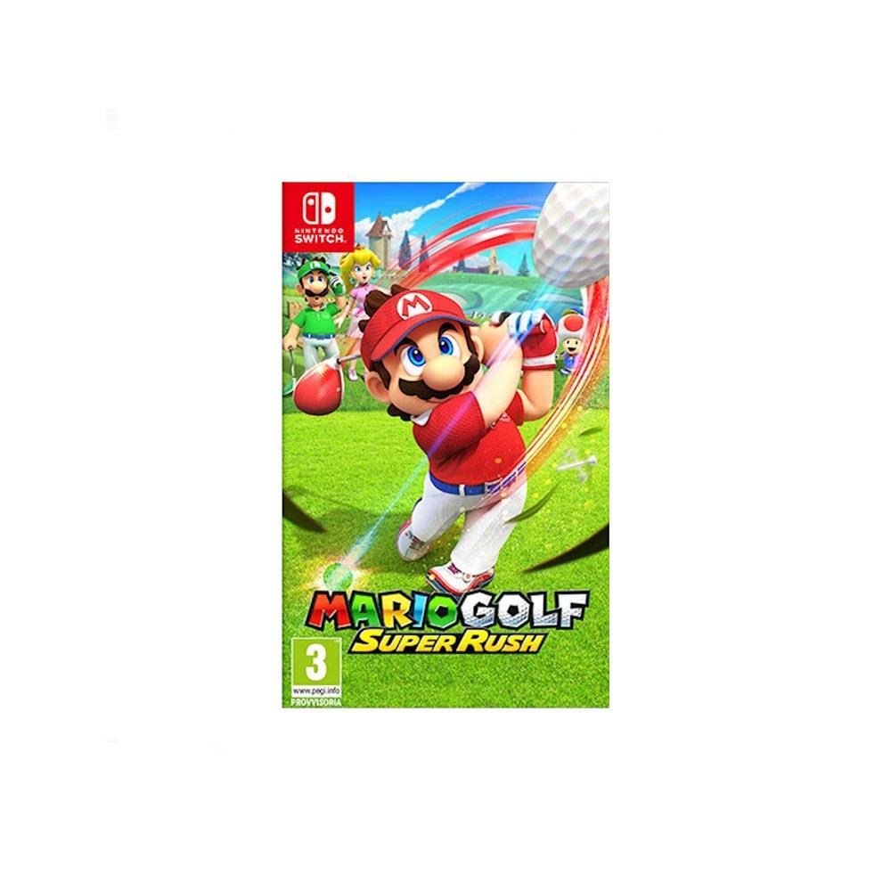 Mario Golf: Super Rush - NUOVO - NSwitch