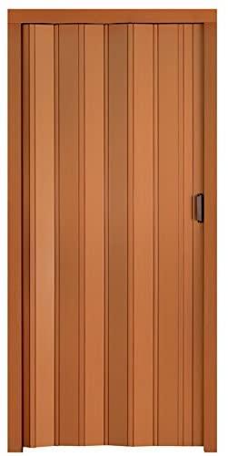 Porta a soffietto 94x220 riducibili colore Douglas