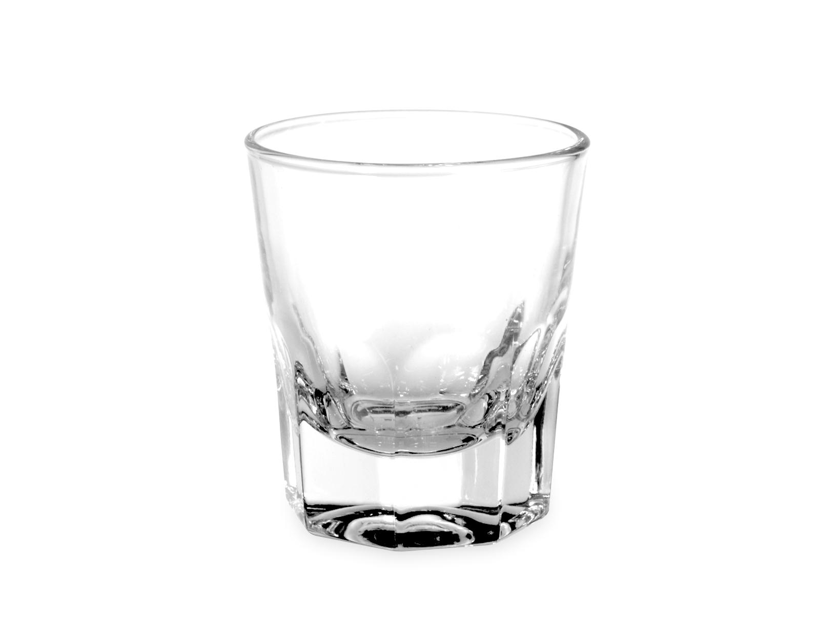 Confezione 6 Bicchieri In Vetro Piemontese Cl10